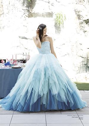 「リトルマーメイド」アリエルのドレス