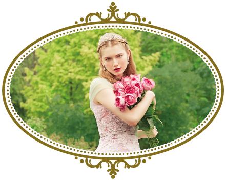 「眠れる森の美女」オーロラ姫