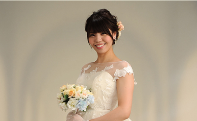 花嫁 写真