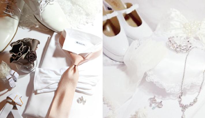 白無垢の花嫁 セット料金イメージ
